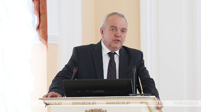 Геннадий Свидерский. Фото из архива