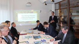Во время презентации. Фото посольства Беларуси в Швеции