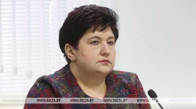 Жанна Тарасевич. Фото из архива