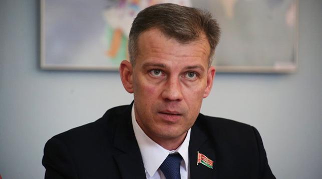 """Алексей Сокол. Фото   """"Минск-новости"""""""