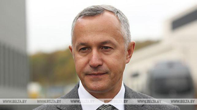 Василий Матюшевский. Фото из архива