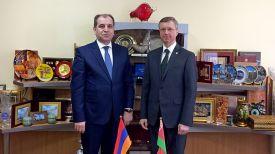 Армен Гевондян и Владимир Колтович. Фото МАРТ