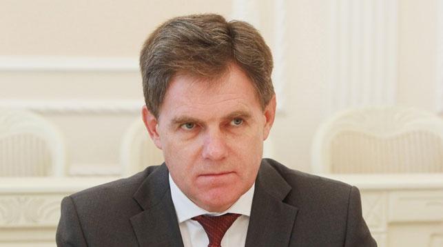Игорь Петришенко. Фото пресс-службы правительства-БЕЛТА