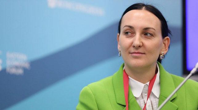 Светлана Ячевская. Фото пресс-службы ВЭБ