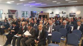 Во время форума. Фото посольства Беларуси в Венгрии