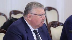Председатель правления ЕАБР Андрей Бельянинов