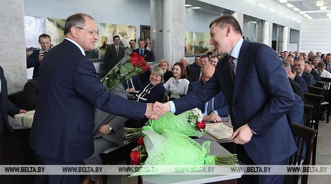 Дмитрий Катеринич и Валерий Иванкович