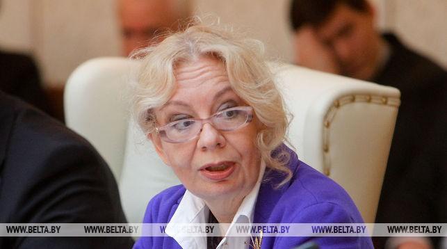 Татьяна Валовая. Фото из архива