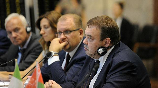Евгений Шестаков. Фото МИД Беларуси
