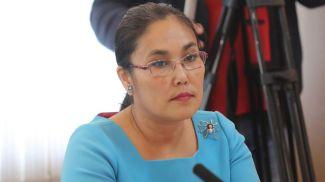 Алия Джумабаева