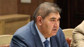 Эльер Ганиев. Фото из архива