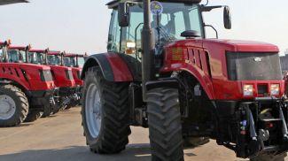 Трактор МТЗ. Фото из архива