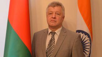 Андрей Ржеусский. Фото посольства Беларуси в Индии