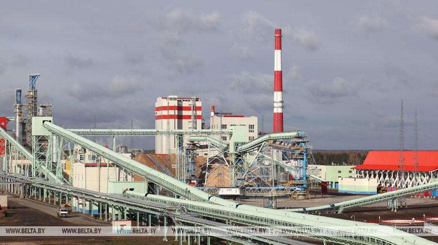 Завод по производству сульфатной беленой целлюлозы
