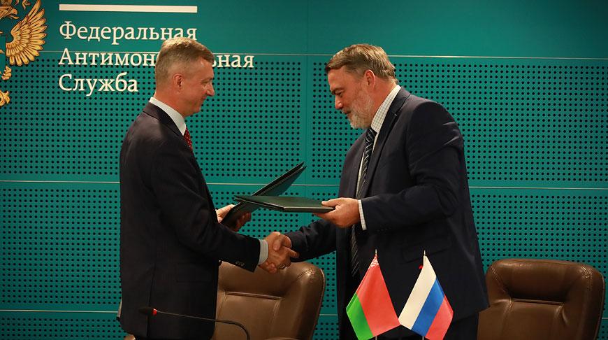 Владимир Колтович и Игорь Артемьев. Фото МАРТ