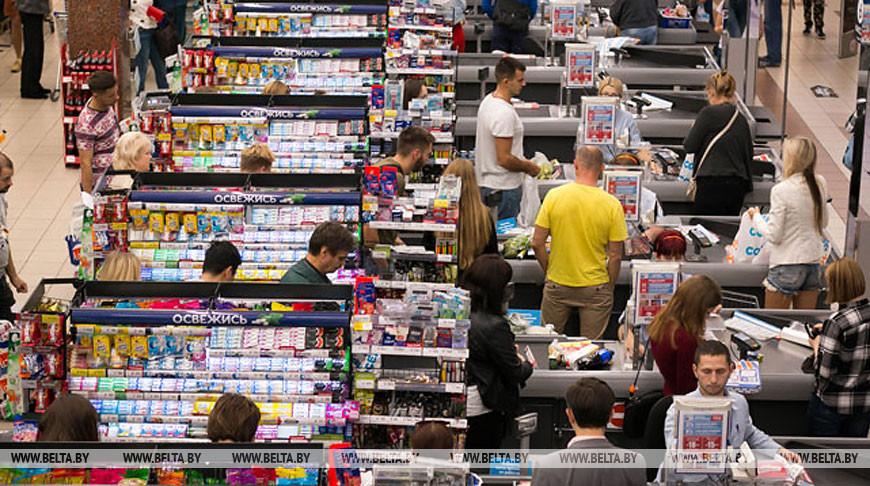 Румас: идет диалог с торговыми сетями, рост цен на социально значимые товары приостановится