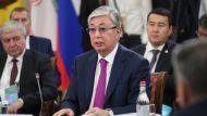 Президент Казахстана: ЕАЭС стал важным звеном в мировой торговле, но нужно устранять барьеры