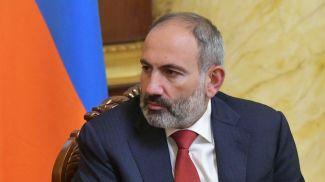 Никол Пашинян. Фото из архива