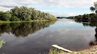 Река Припять. Фото из архива