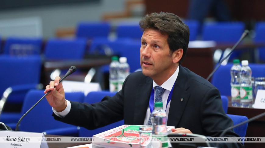Марио Джорджо Стефано Бальди. Фото из архива