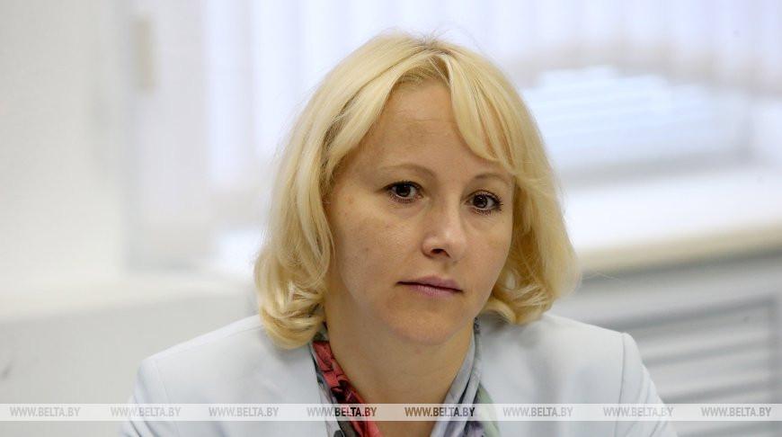 Ирина Осмола. Фото из архива