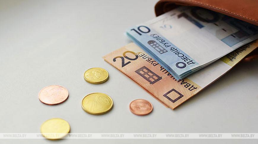 Реальные денежные доходы белорусов в январе-октябре выросли на 6,6%