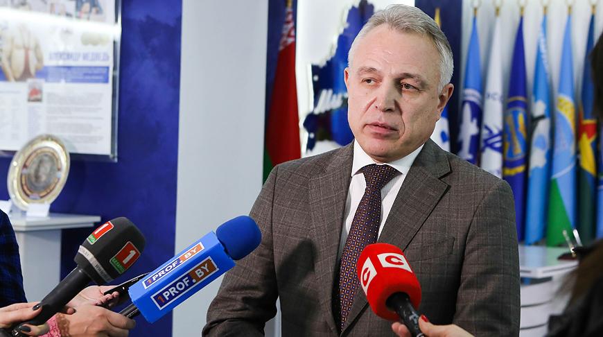 Михаил Орда. Фото ФПБ