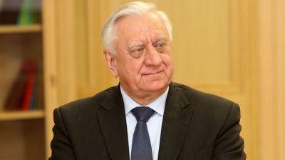 Михаил Мясникович. Фото из архива