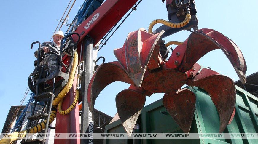 Госзаказ на поставку лома и отходов металлов в 2020 году установлен в Беларуси