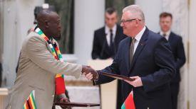 Меморандум о взаимопонимании подписали Министерство образования Беларуси и Министерство высшего образования, науки и технологий Зимбабве
