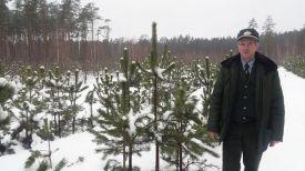 Виктор Голос. Фото Минлесхоза