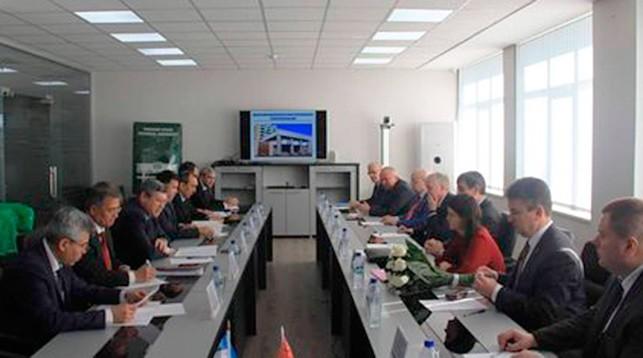 Фото посольства Беларуси в Узбекистане