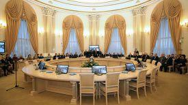 Во время мероприятия. Фото официального сайта Исполнительного комитета СНГ