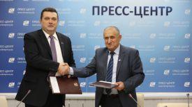 Владимир Соловьев и Анатолий Лемешенок