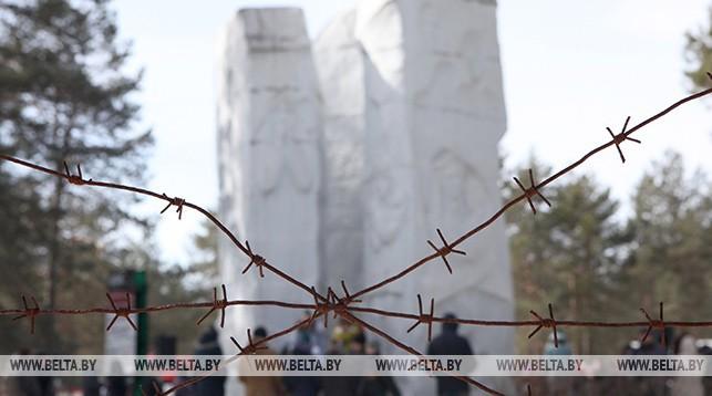 """Мемориальный комплекс """"Озаричи"""". Фото из архива"""