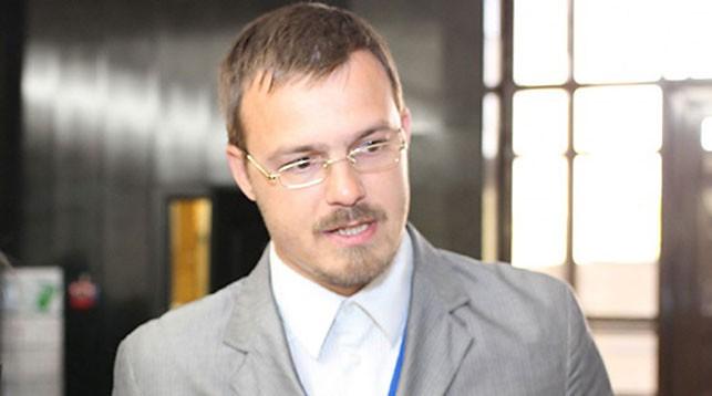 Даниил Дубарь. Фото Института медико-биологических проблем Российской академии наук