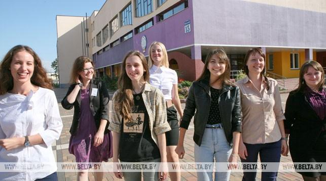 Молодые специалисты. Фото из архива