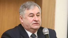 Александр Карлюкевич во время встречи