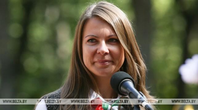 Александра Гончарова. Фото из архива