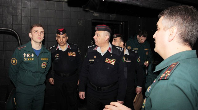 Фото Университета гражданской защиты МЧС Беларуси