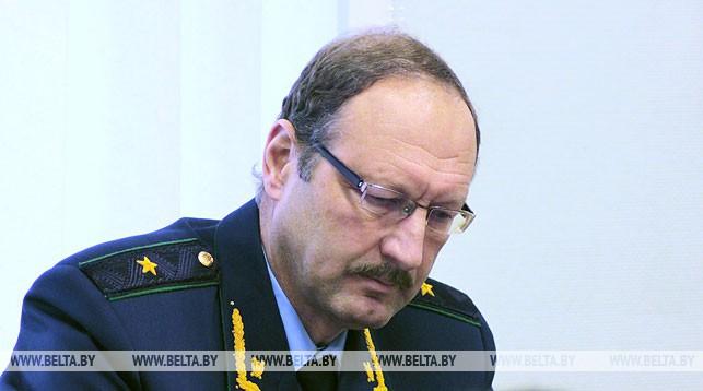 Алексей Стук. Фото из архива