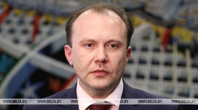 Председатель Государственного комитета по имуществу Андрей Гаев