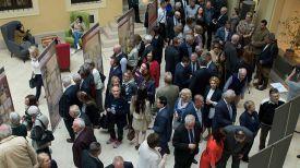 На выставке. Фото посольства Беларуси в Словакии
