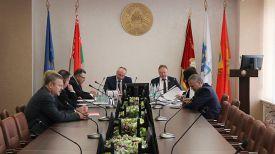 Во время заседания. Фото Генпрокуратуры