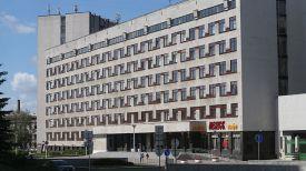 Здание Министерства образования. Фото из архива