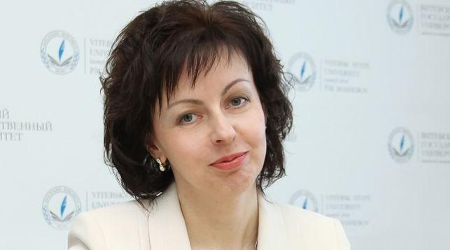 Валентина Богатырева. Фото ВГУ