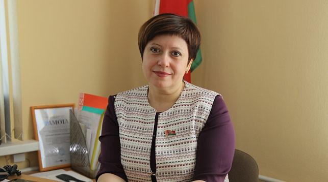 Людмила Кананович. Фото Палаты представителей