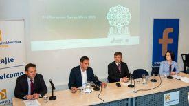 Фото посольства Беларуси в Словакии