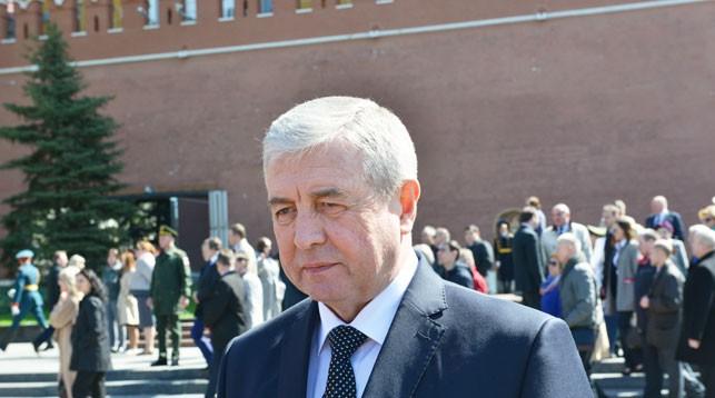Владимир Семашко. Фото Посольства Республики Беларусь в Российской Федерации
