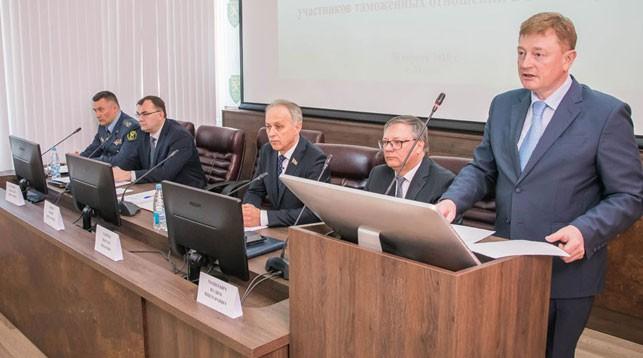 Фото Государственного таможенного комитета